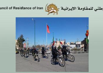 إيران: خوف نظام الملالي من انتفاضة شعبية وإجراءات قمعية جديدة وإقامة معسكرات القمع