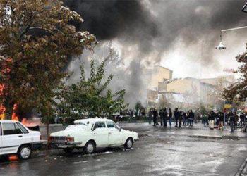 نظرة عامة على انتفاضة الشعب الإيراني ضد نظام الملالي في نوفمبر 2019 (2)