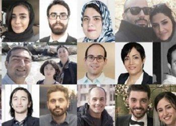 إيران - عوائل الضحايا لطائرة الركاب المتحطمة يحتجون على عدم إجراء تحقيقات
