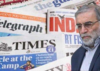 خبر وفاة محسن فخري زاده، كبير علماء النظام النووي، في وسائل الإعلام الدولية