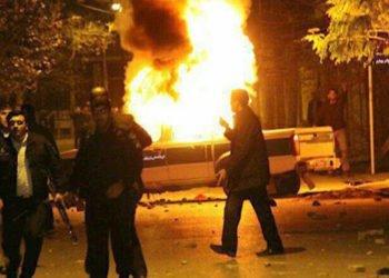 إيران - يخاف نظام الملالي من تكرار انتفاضة البنزين نتيجة لتصاعد كراهية الشعب ضد النظام