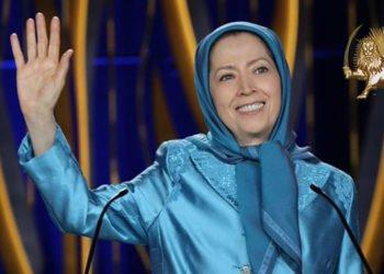 العالم يثق بمريم رجوي لأنها تعبر عن الشعب الايراني وتناضل من أجله