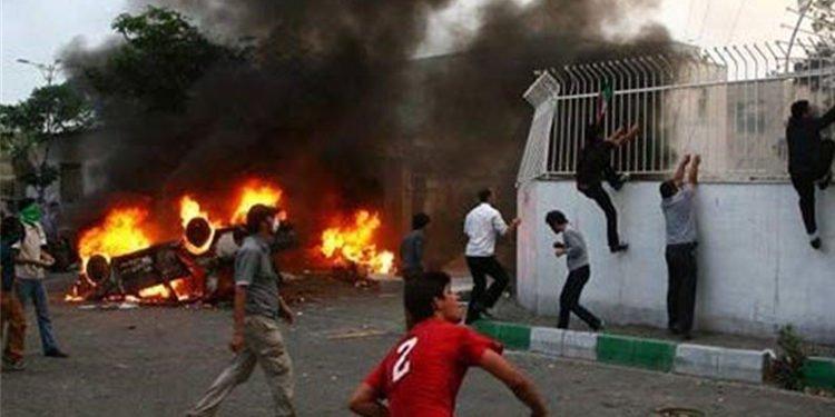 إيران - شعب رافض لنظام الملالي ومقاومة مصممة على إسقاطه