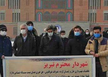 احتجاجات في إيران - احتجاجات العمال والشرائح الكادحة الأخرى في المدن الإيرانية