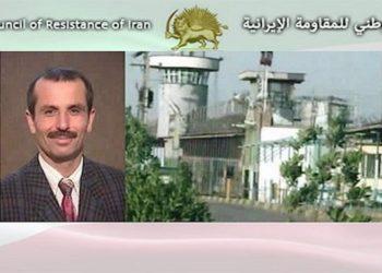 إيران - إصابة السجين السياسي غلام حسين كلبي بحروق بسبب الماء الساخن ومنع نقله الى المستشفى