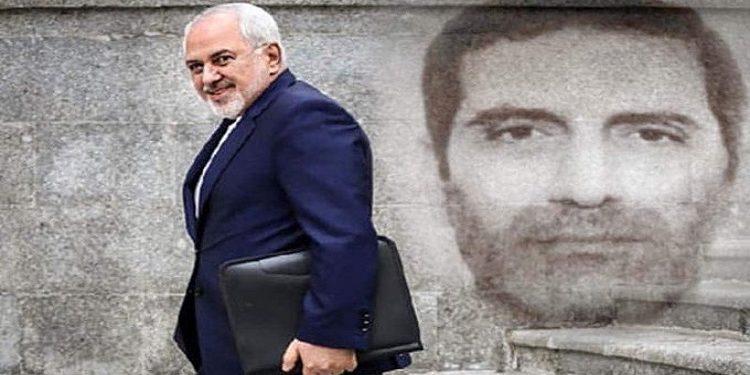 المحكمة البلجيكية 20عاما بالسجن للدبلوماسي الإرهابي للنظام الإيراني أسدالله أسدي
