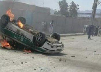 إيران - انتفاضة مواطني سراوان رد على القمع المزدوج للنظام في سيستان وبلوجستان