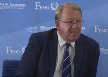 ستراون ستيفنسون: على الدول الغربية أن تكف عن سياسة الاسترضاء بعد مخطط النظام الإيراني الإرهابي