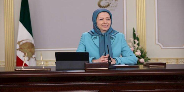 مريم رجوي تدعو إلى دعم النساء المنتفضات في إيران