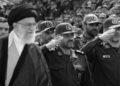 عقوبات الاتحاد الأوروبي على كبار القادة العسكريين الإيرانيين لقمع احتجاجات نوفمبر 2019
