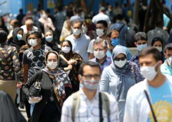 أكثر من 277000حالة وفاة بفيروس كورونا في 541 مدينة في إيران