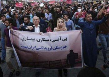 إضراب السائقين وتظاهرة احتجاجية لمتقاعدي الخطوط الجوية الإيرانية