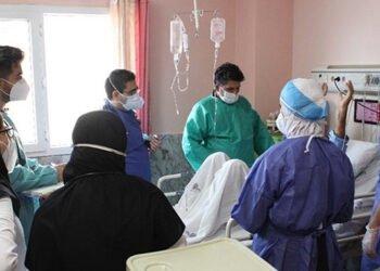 أكثر من 281800حالة وفاة بفيروس كورونا في 541 مدينة في إيران