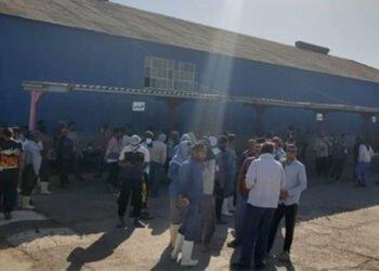 استمرار الإضراب والاحتجاجات العمالية في إيران