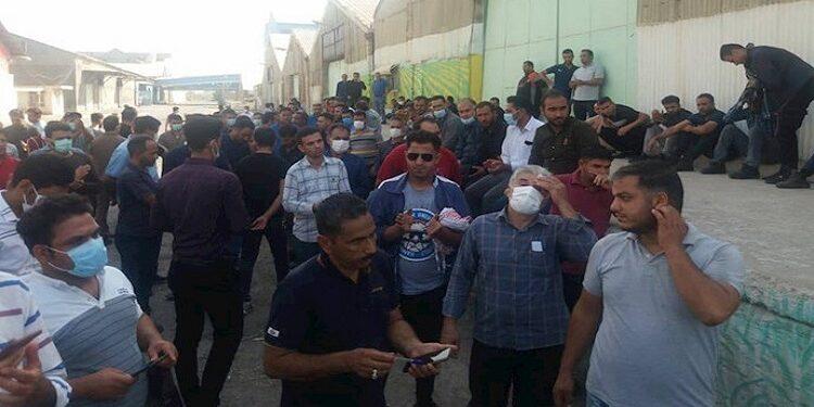 استمرار الاحتجاجات في ايران من العمال حتى مربي الماشية والمزارعون