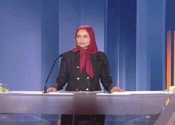 إعادة انتخاب السیدة زهراء مريخي أمينة عامة لمنظمة مجاهدي خلق الإيرانية