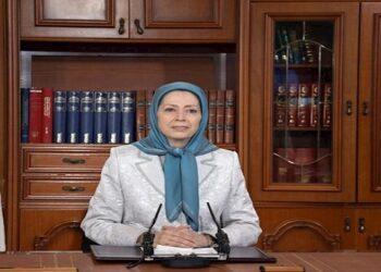 مريم رجوي تدعو طلاب ايران لتنظيم صفوفهم في مواجهة نظام الملالي