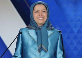 مريم رجوي، القائدة التي أصبحت أکبر کابوس لنظام الملالي
