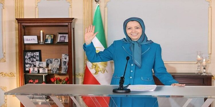 مريم رجوي تجدد مطالبتها بتقديم رموز النظام الايراني الى العدالة