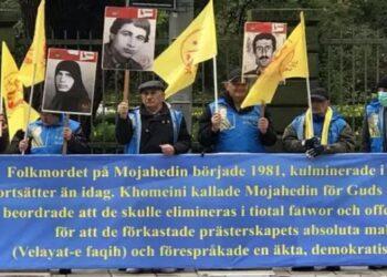 مشروعية ماطالبت به مريم رجوي ضد نظام الملالي