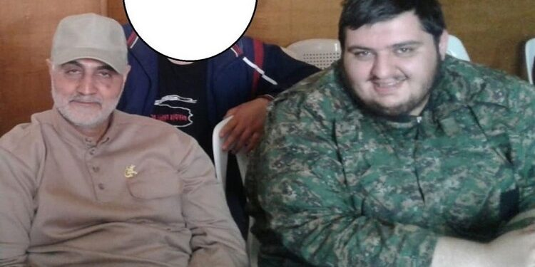 مليشيا ايرانية في أذربيجان تدعى حسينيون